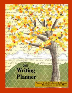 2013 Planner Cover